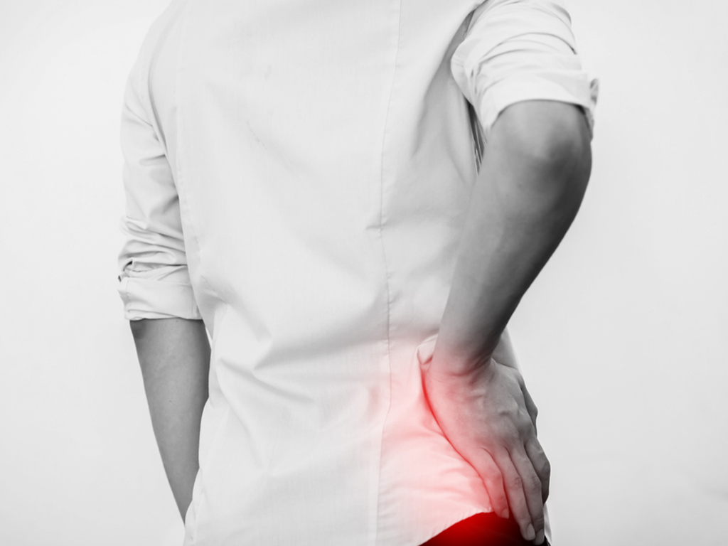 Hip Arthritis with or without back pain