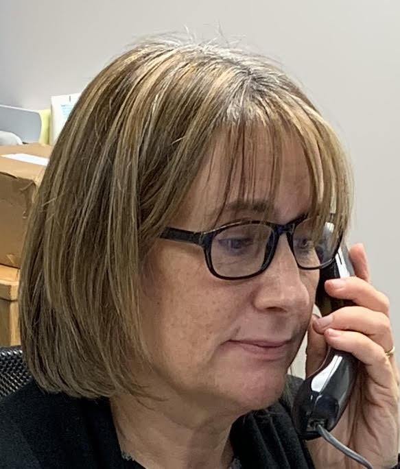 Jill receptionist amersham